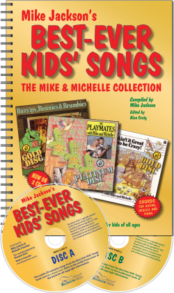 Best-Ever Kids Songs Kit
