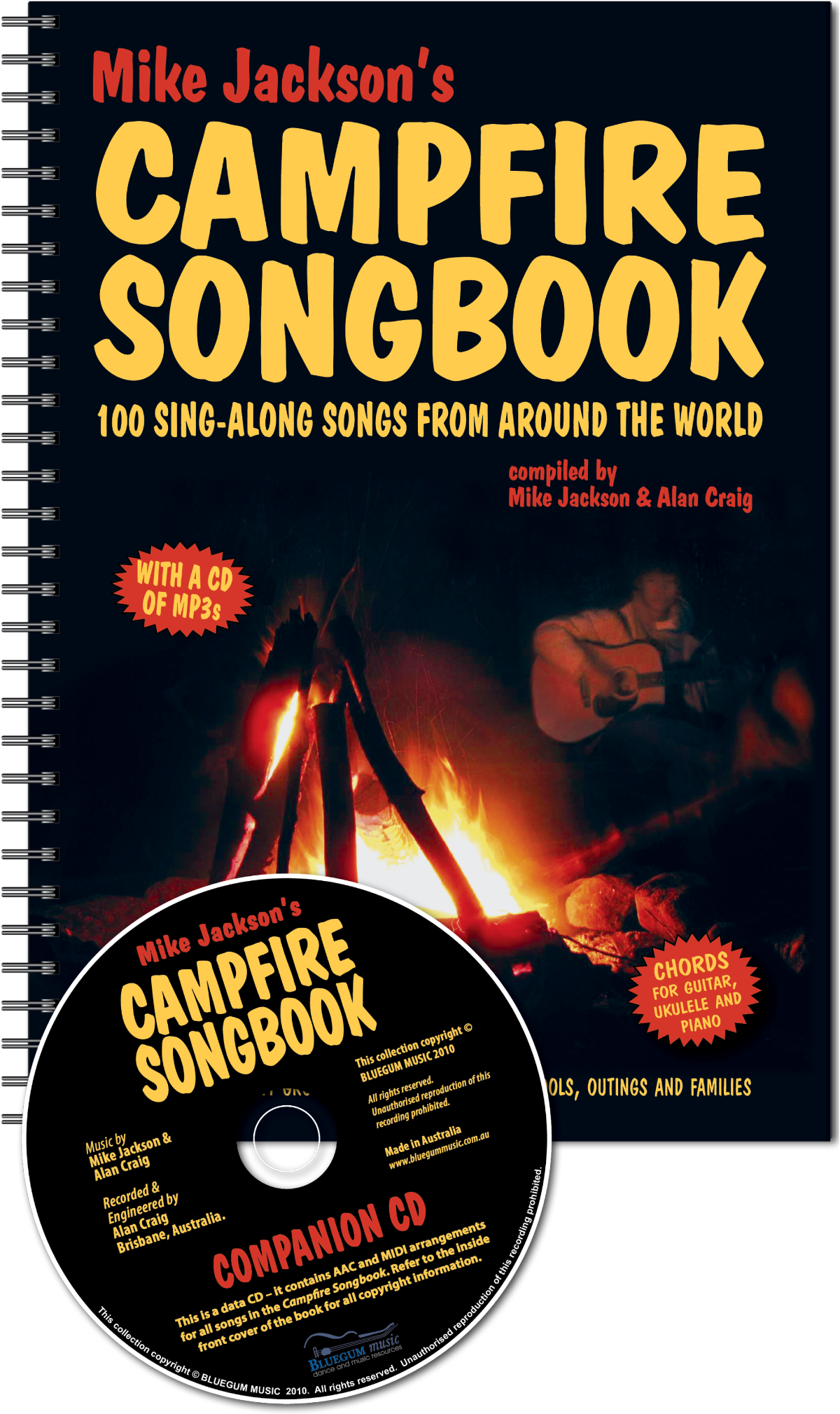 CAMPFIRE SONGBOOK Kit
