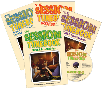The SESSION TUNEBOOK COLLECTION