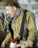 Bob: lead guitar, vocals, banjo, mandolin