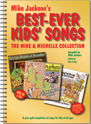 Best-Ever Kids' Songs