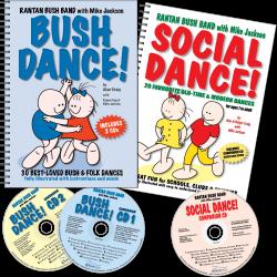Combined Australian Dance Books