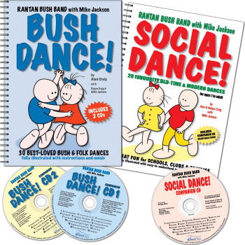 Combined Australian Dance Books