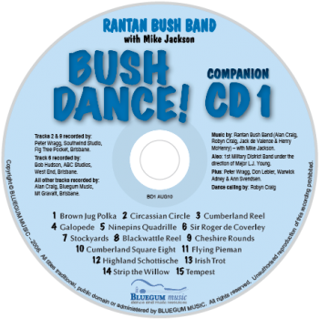 Bush Dance CD 1