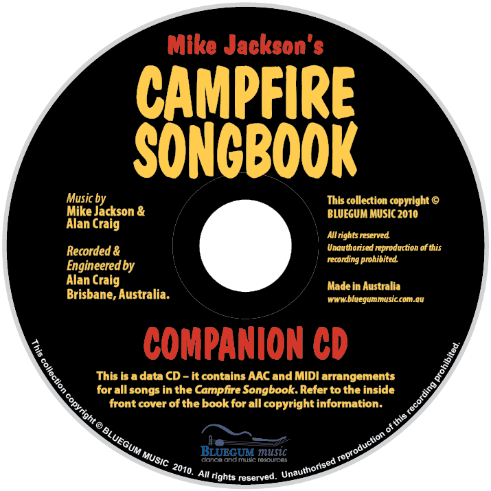 Campfire Songbook CD