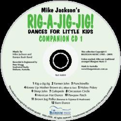 Rig-A-Jig-Jig! CD 1