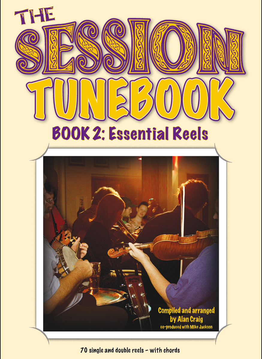 Session Tunebook: Book 2