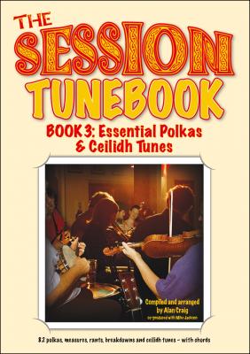 Session Tunebook: Book 3