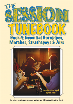Session Tunebook: Book 4